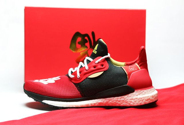 Swag Craze  First Look  Pharrell Williams x adidas  Chinese New Year  Pack 42239dfac