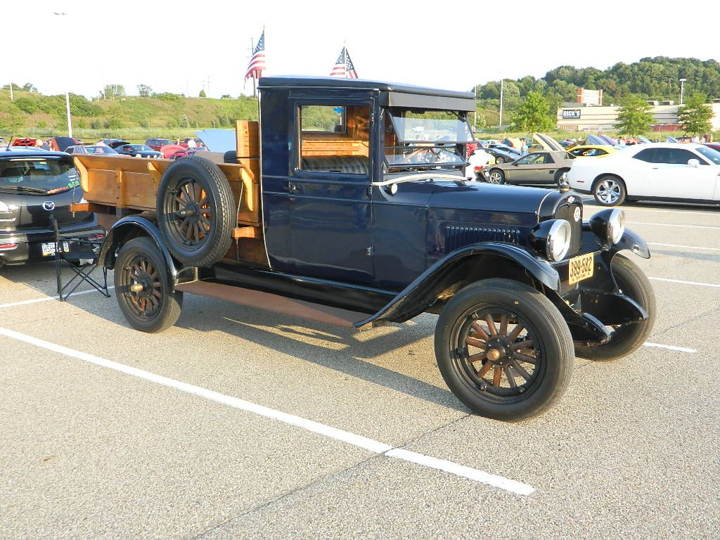 1927 chevy truck for sale at the ultimate car cruise at the galleria at pgh mills in tarentum. Black Bedroom Furniture Sets. Home Design Ideas
