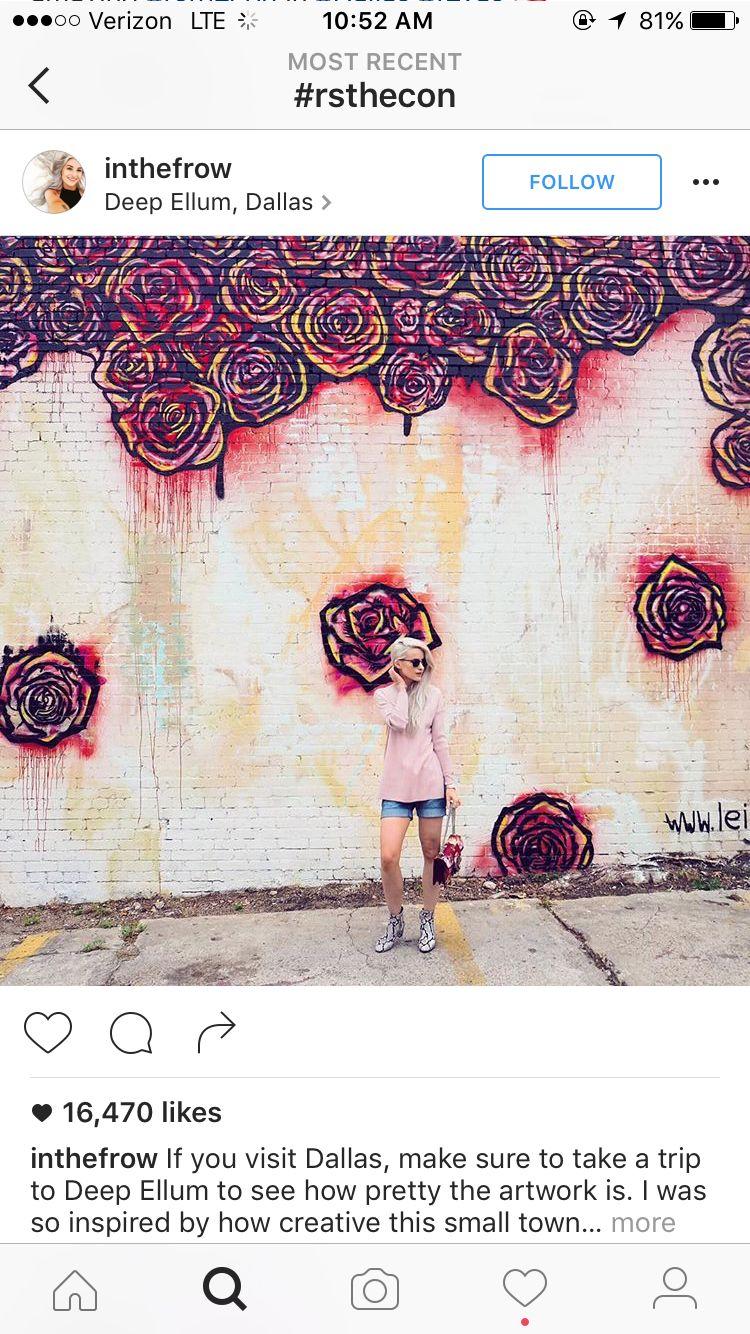 Deep Ellum, Dallas | Dallas Photo Locations | Pinterest | Dallas ...