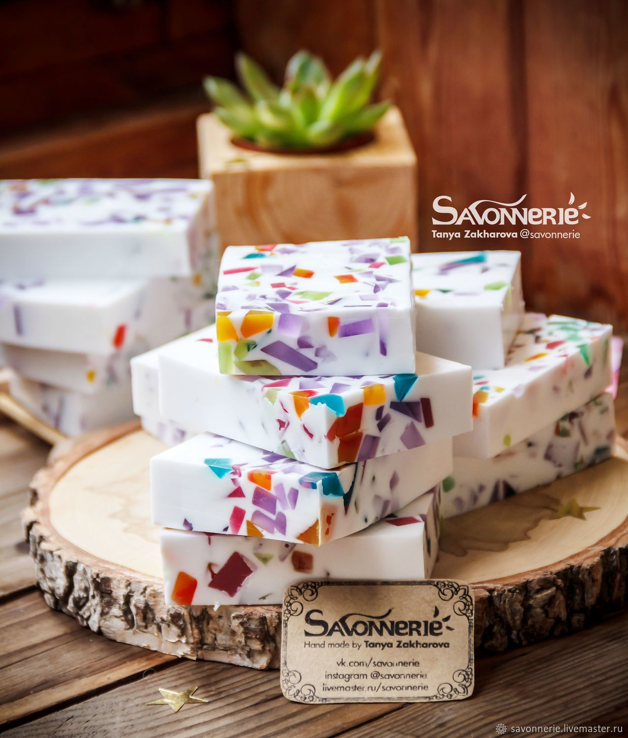 Handmade soap PROVENCE – shop online on Livemaster with