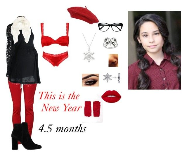 Andrea Anderson This Is The New Year Glee Oc Clothes Design