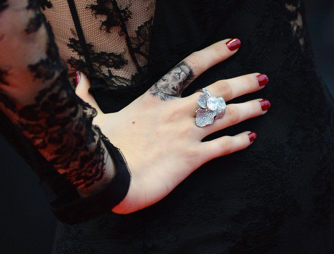 Finger Tattoo Kosten