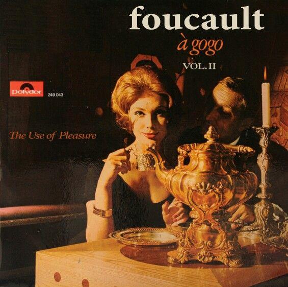 Foucault á gogo #LP #cover