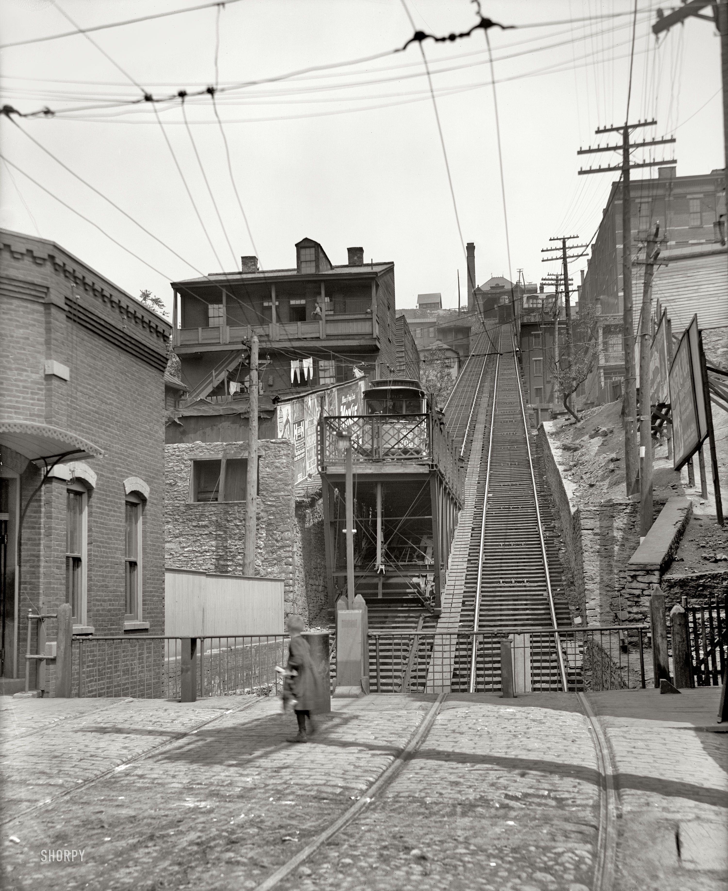 Shorpy Historic Picture Archive The Underwear Railroad