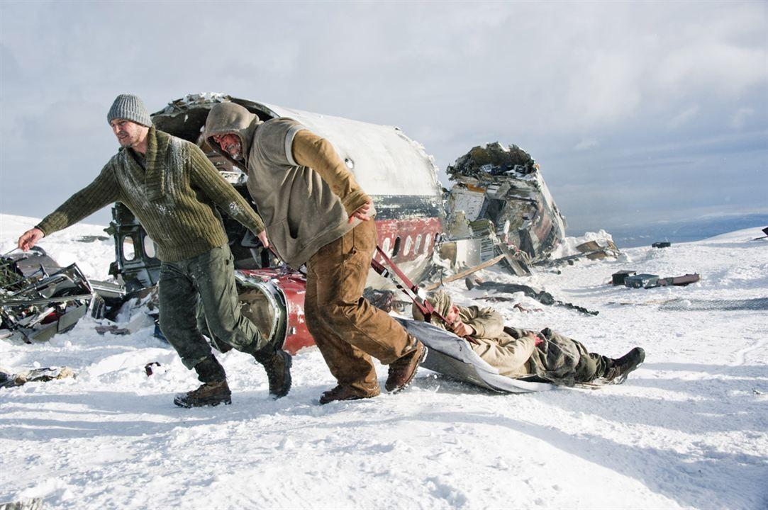 Le Territoire des Loups : Photo Joe Carnahan, Liam Neeson
