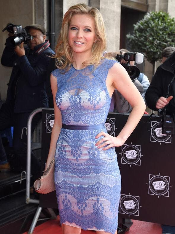 Rachel Riley I Dont Know Why I Had Never Spotted You