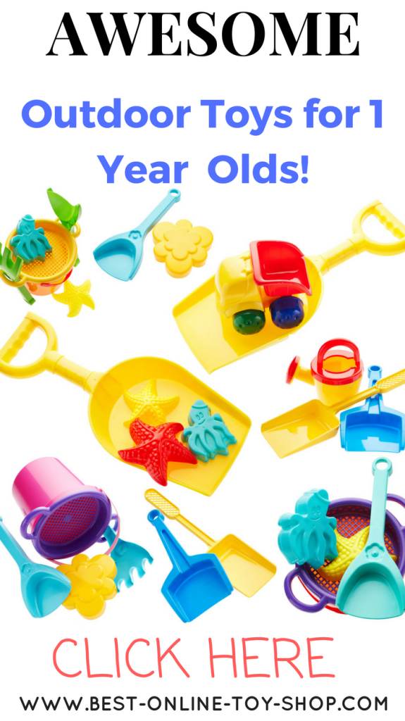 Best Outdoor Toys For 1 Year Old Boy As
