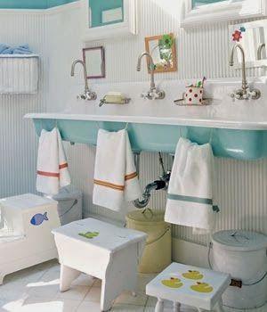 cute bathroom! need more? go to http://gresha-project.blogspot.com/