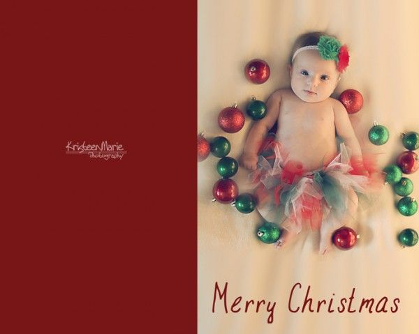 5 tips for the perfect newborn holiday picture