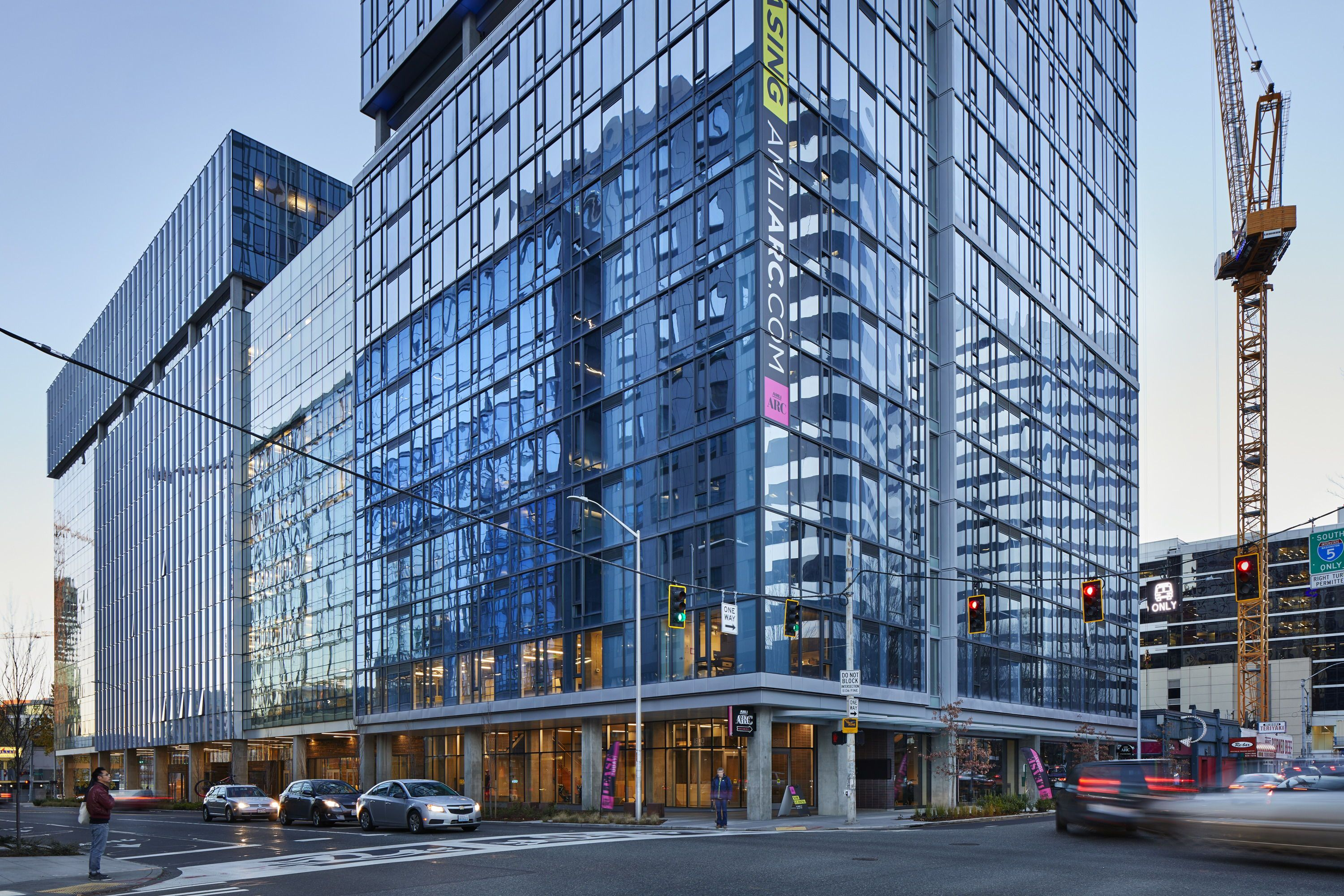 AMLI Arc has some of the newest apartments in downtown Seattle and ...