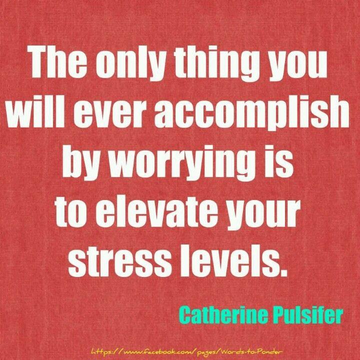 Stress Quotes Inspirational. QuotesGram