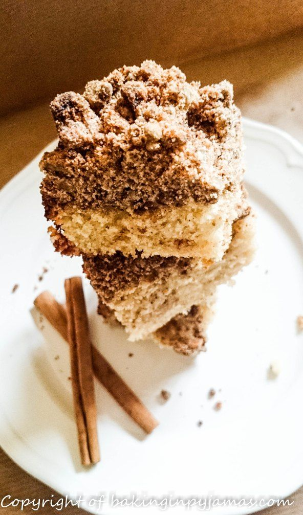 Cinnamon Coffee Cake 4