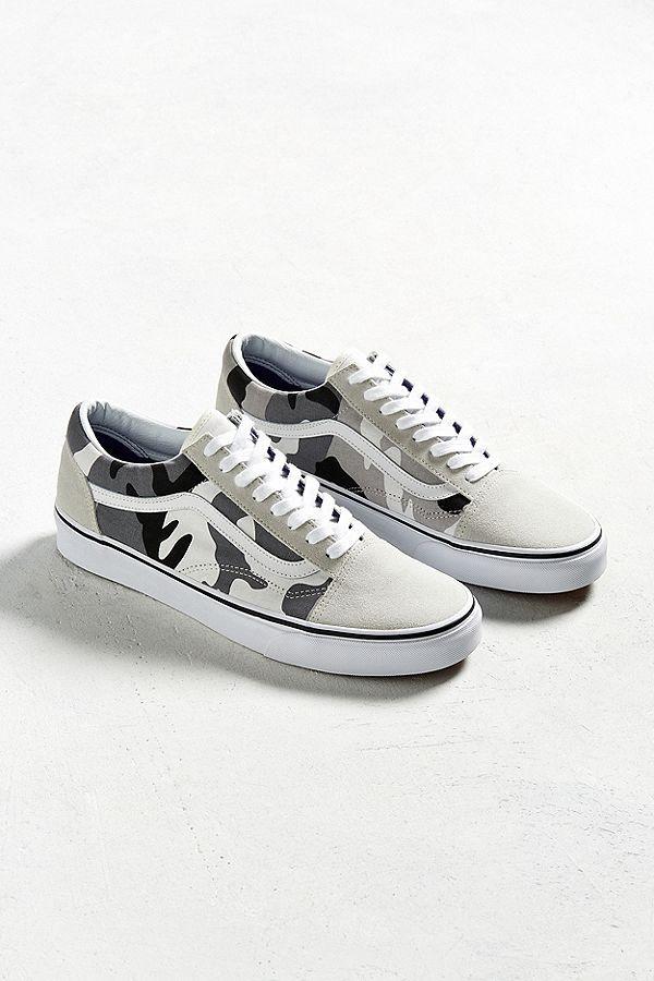 Vans Old Skool Arctic Camo Sneaker
