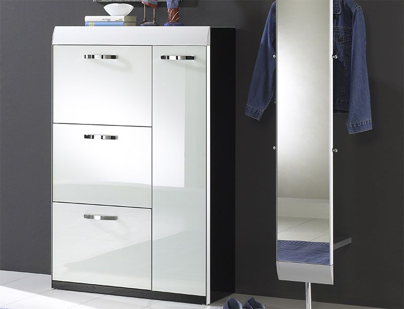 Modern Shoe Storage Cabinet Ideas