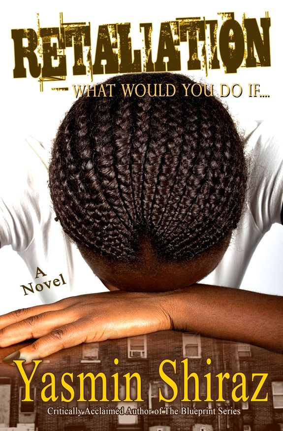 This Is The Book Cover To Retaliation. A Young Adult Fiction Novel, Page  Turner