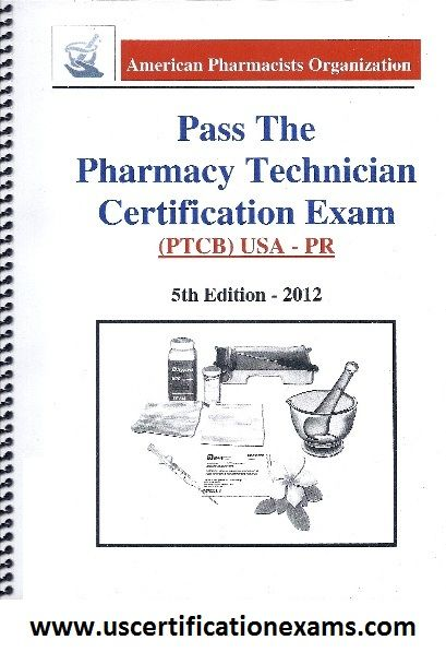 The Written Pharmacy Technician Exam Is The Biggest Obstacle
