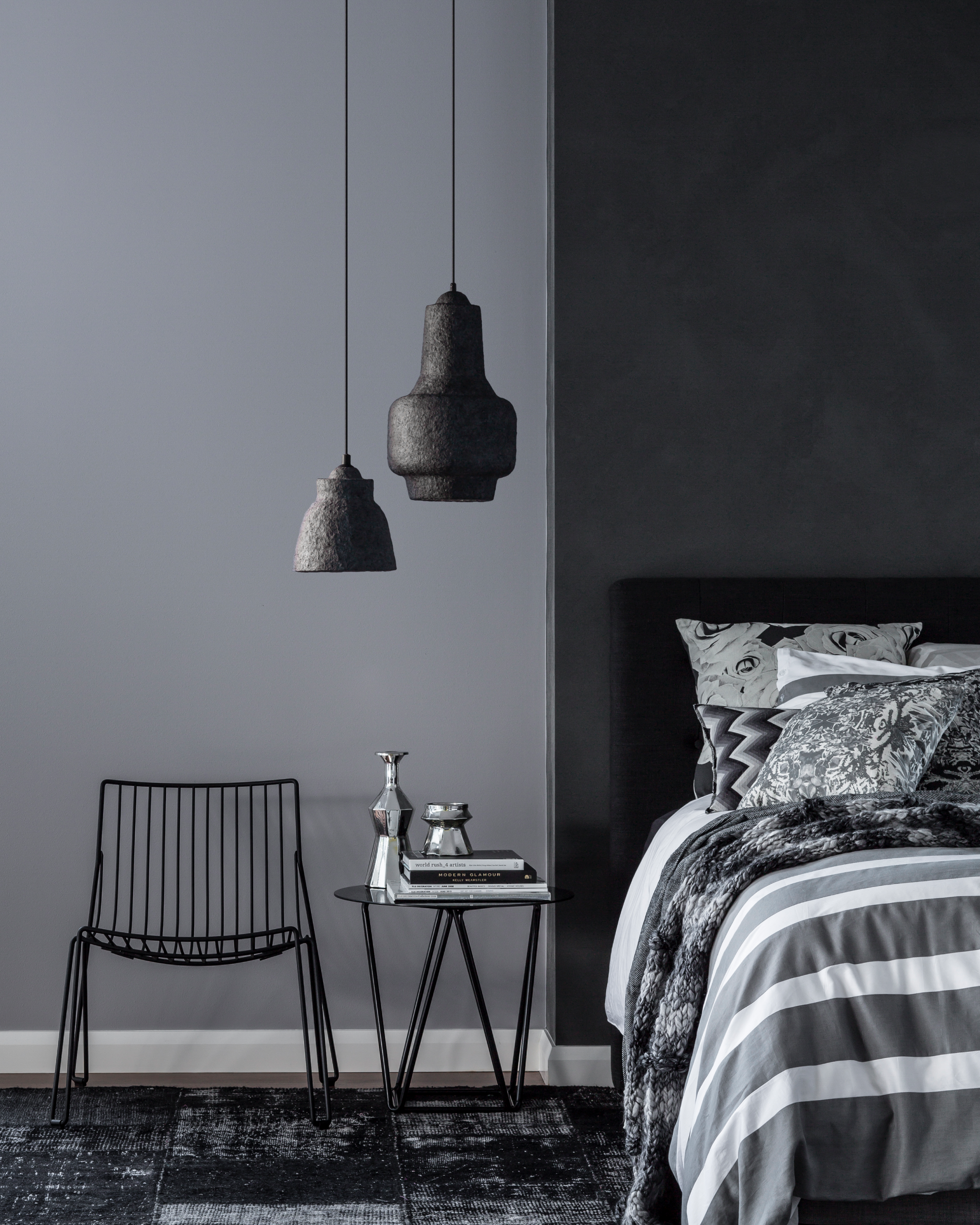 Dulux Bedroom Inspiration In 2020 Popular Grey Paint Colors Grey Paint Colors Bedroom Wall Colors