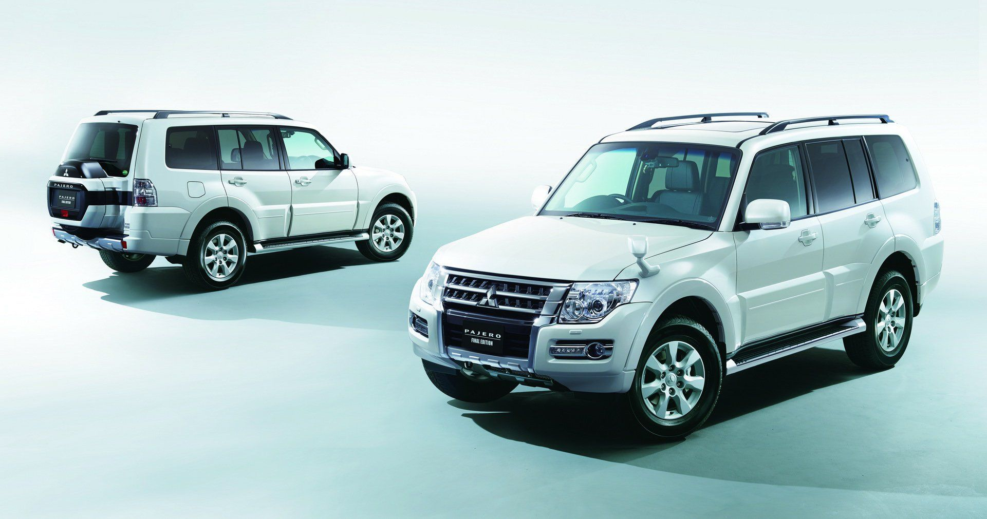 Mitsubishi Introduces Pajero Final Edition In Japan Marks The End