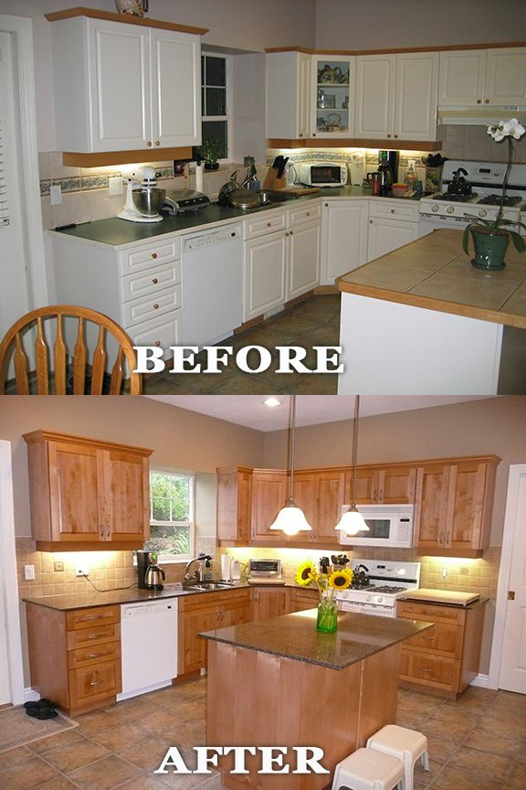 Kitchen Reface By Kitchen Solvers (Surry, BC). Refacing Is A Great Way