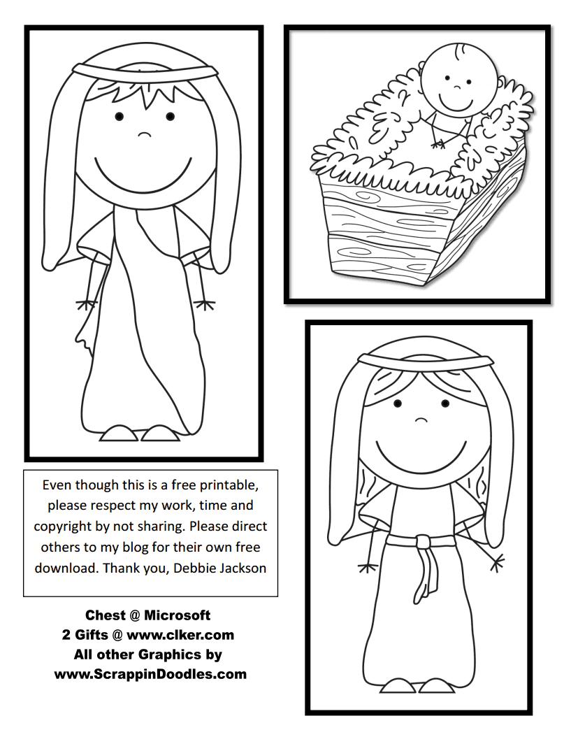 Jesús En El Pesebre Actividades Para Recortar Colorear Y Colocar Un Palo De Helado Aquí Podrás Ver Todos Los Dib Portal De Belén Nacimiento De Jesus Belenes