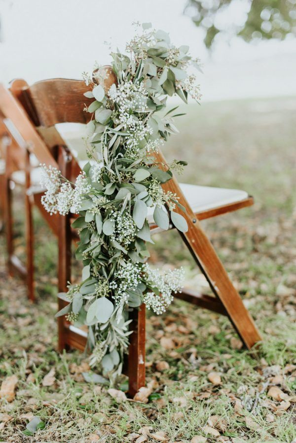 Elegant California Vineyard Wedding at Vintage Ranch   Junebug Weddings is part of Wedding aisle decorations - Modern, timeless, and romantic are just a few words that come to mind when looking through the from this California wedding at Vintage Ranch