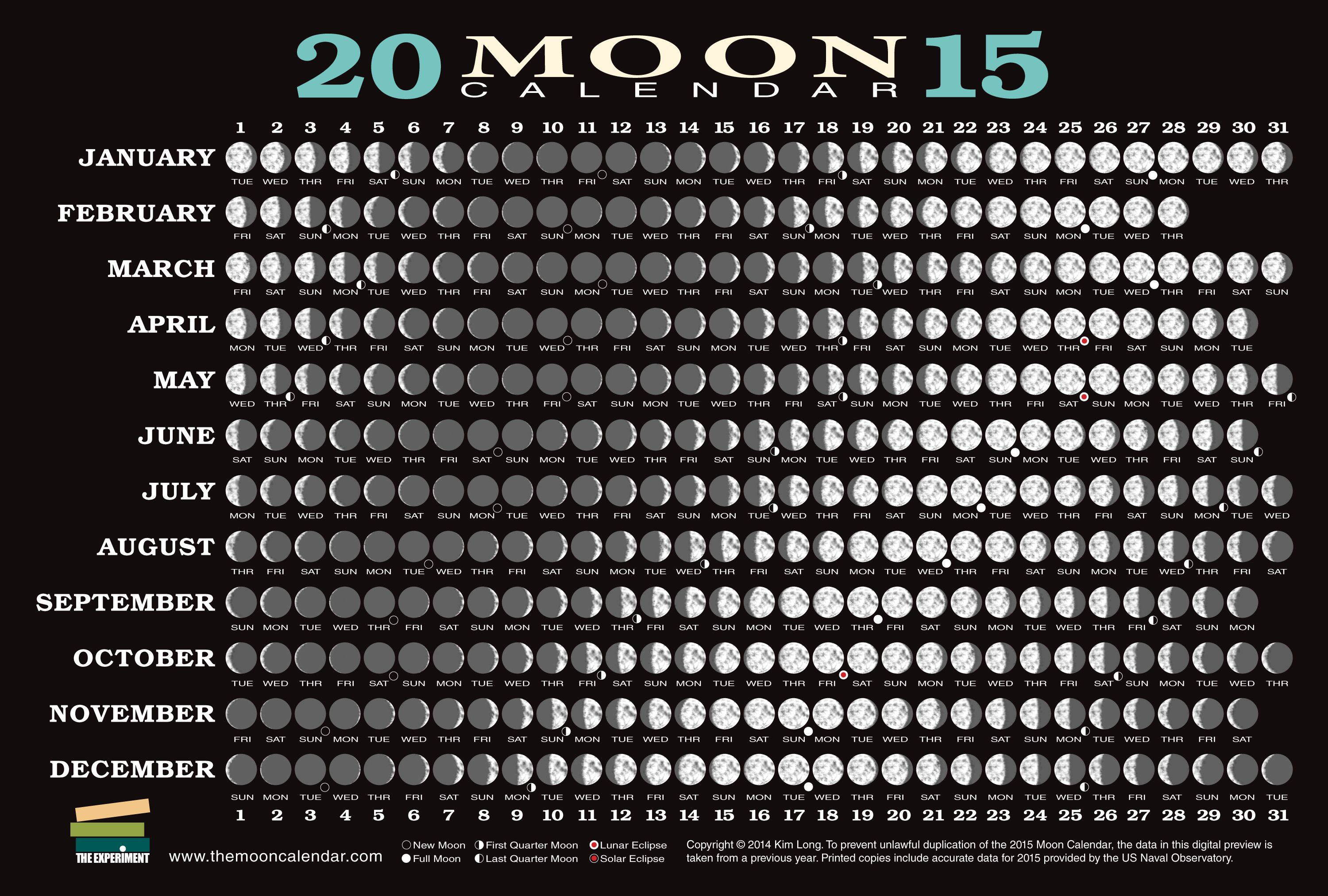 Moon Phases A Must For Hunting With Images Moon Calendar Moon