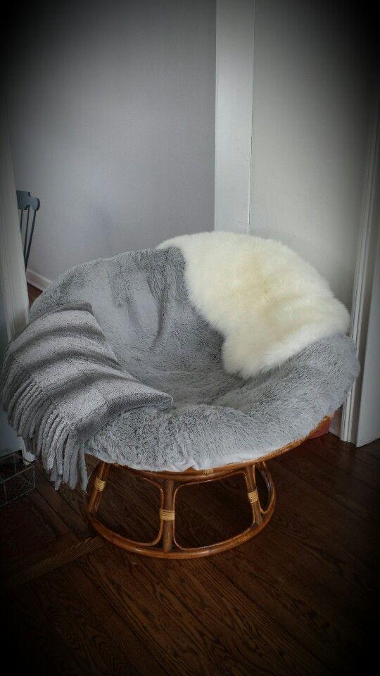 Papasan Cushion Diy