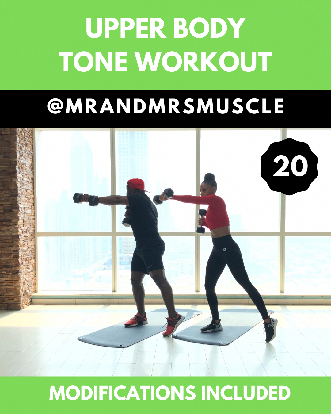Tone and Sculpt your upper body in this FIERY and INTENSE Upper Body HIIT Workout. For thousands of...