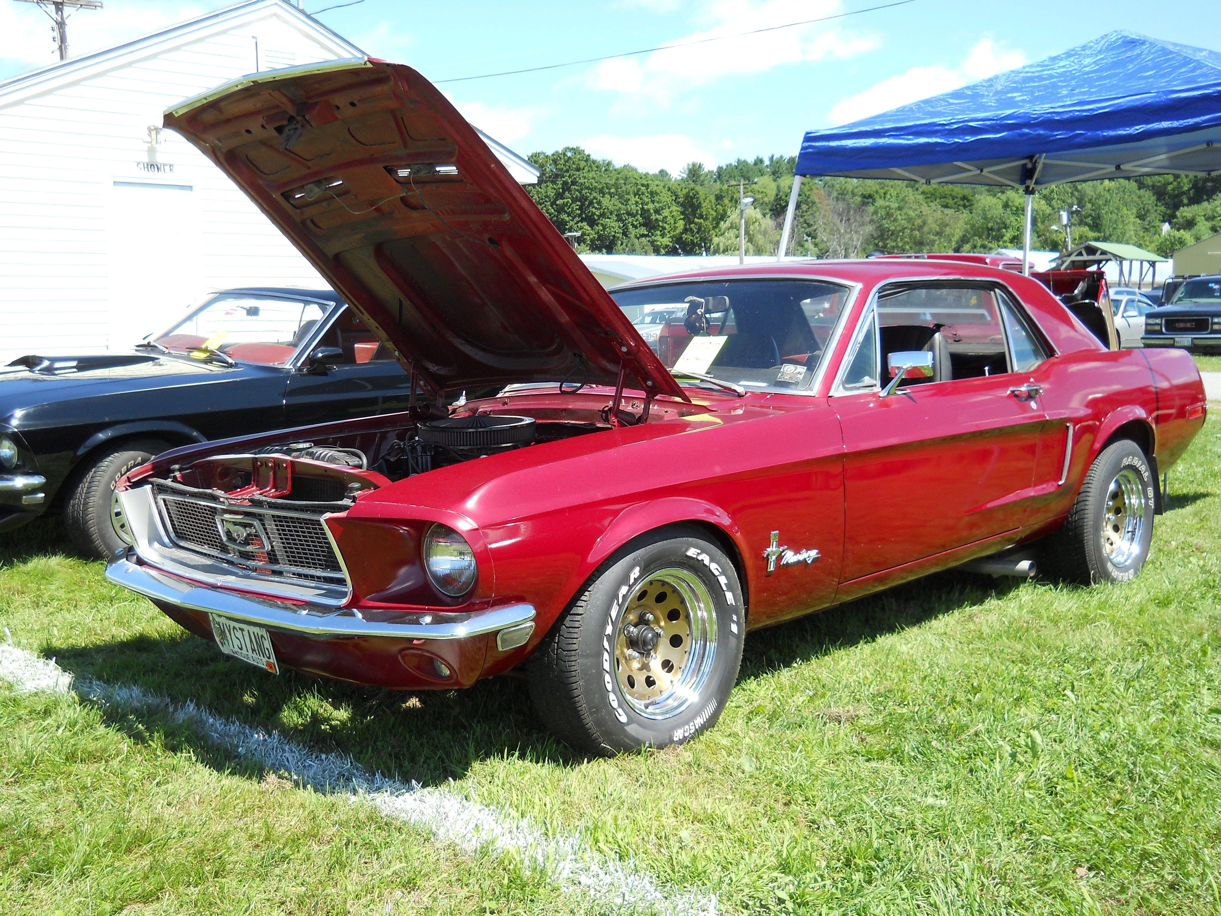 1968 Ford Mustang Car