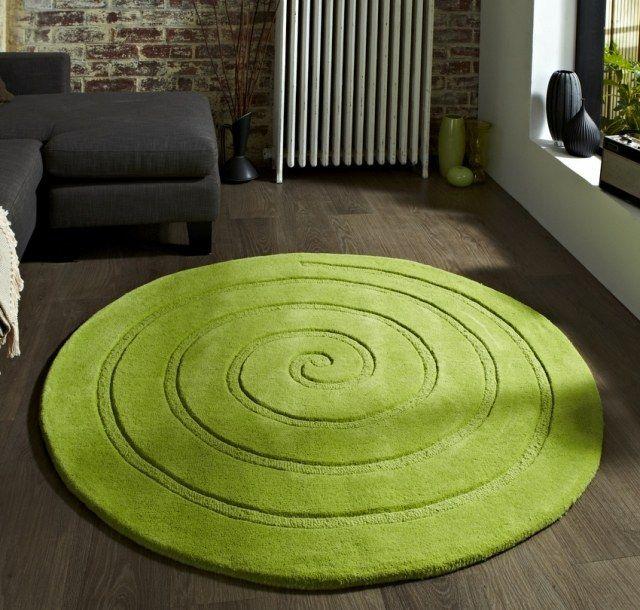 Tapis Vert? Dites Oui À La Pelouse Dans Le Salon!   Tapis Vert