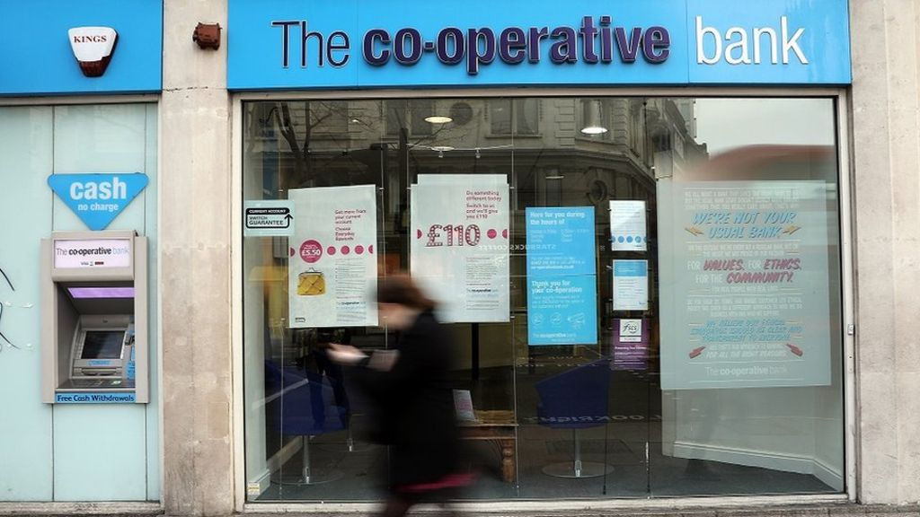 Image copyright                  Getty Images               The Co-operative Bank says it is no longer up for sale, pending an announcement on fund-raising proposals aimed at safeguarding its future. Co-op Bank was forced to put itself on the market in February after it was... - #Bank, #Cooperative, #Longer, #Sale, #World_News