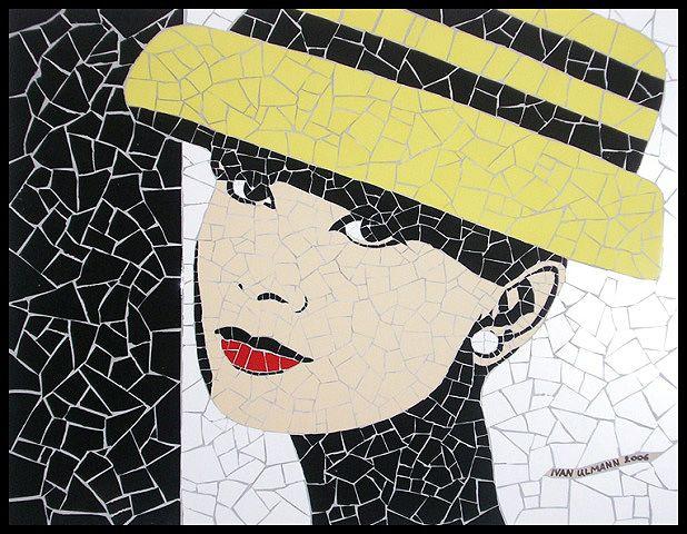 Ivan Ulmann Mosaic Art | Broken Tiles For United Hearts | Community ...