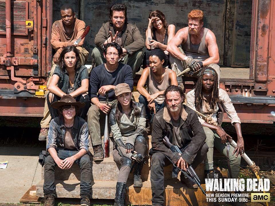 Twd S5 Where Is Daryl Walking Dead Season Walking Dead