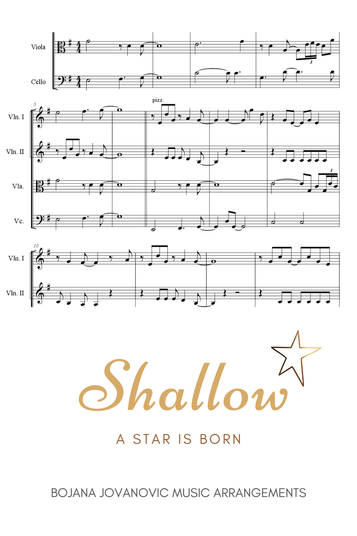 Pin On Sheet Music For String Quartet