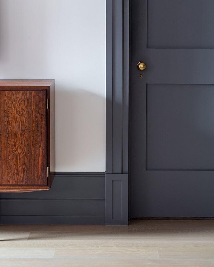 Bildresultat för målad innerdörr
