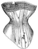 victorian basques  google search  corset victorian