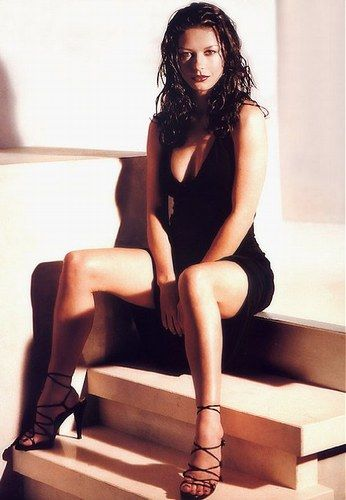 Catherine zeta jones sexy images