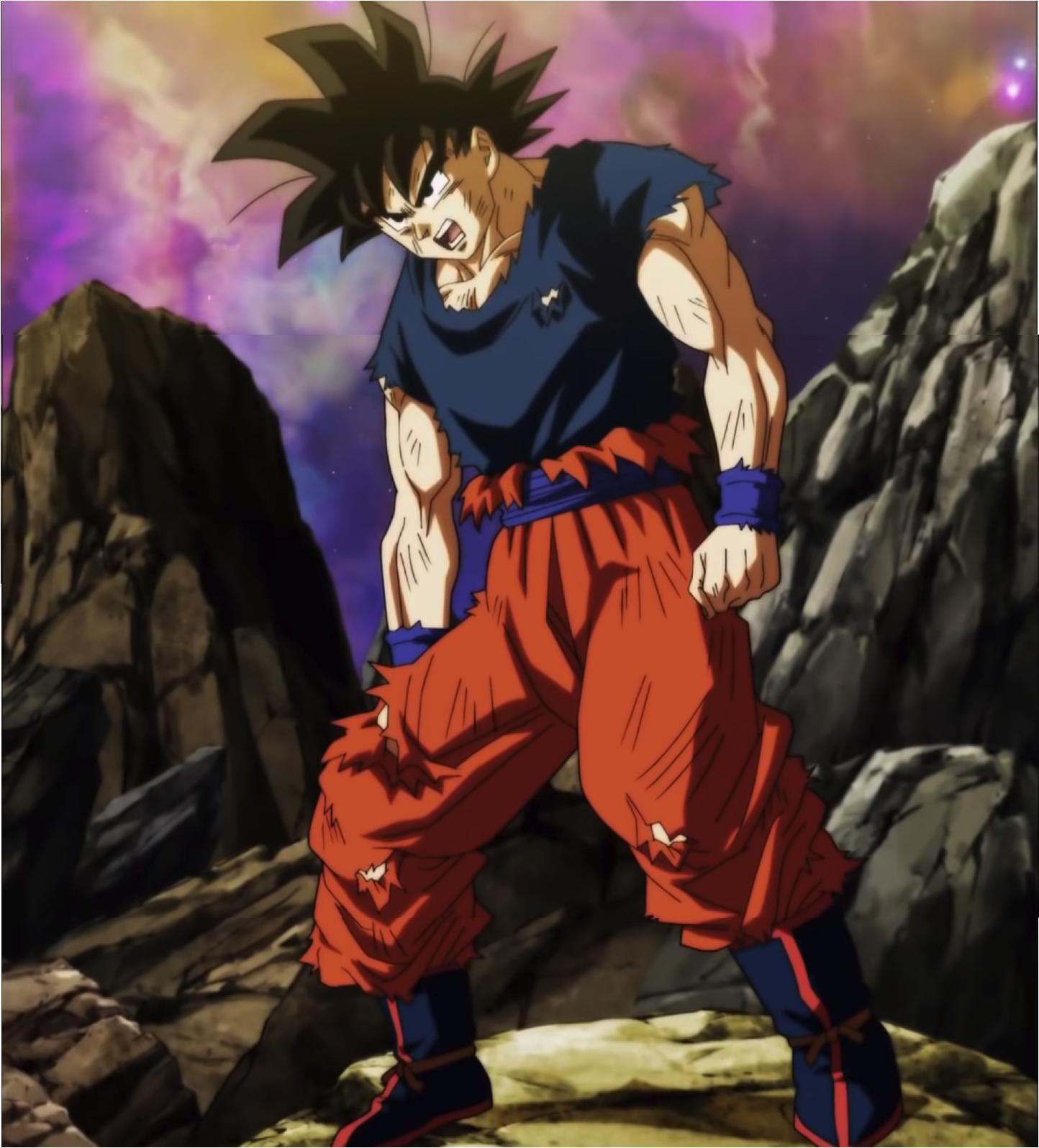 Dragon Ball Super Episode 128 Goku Personajes De Dragon Ball Dragones Dibujo De Goku