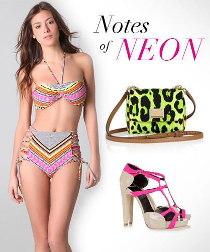 Notes of NEON