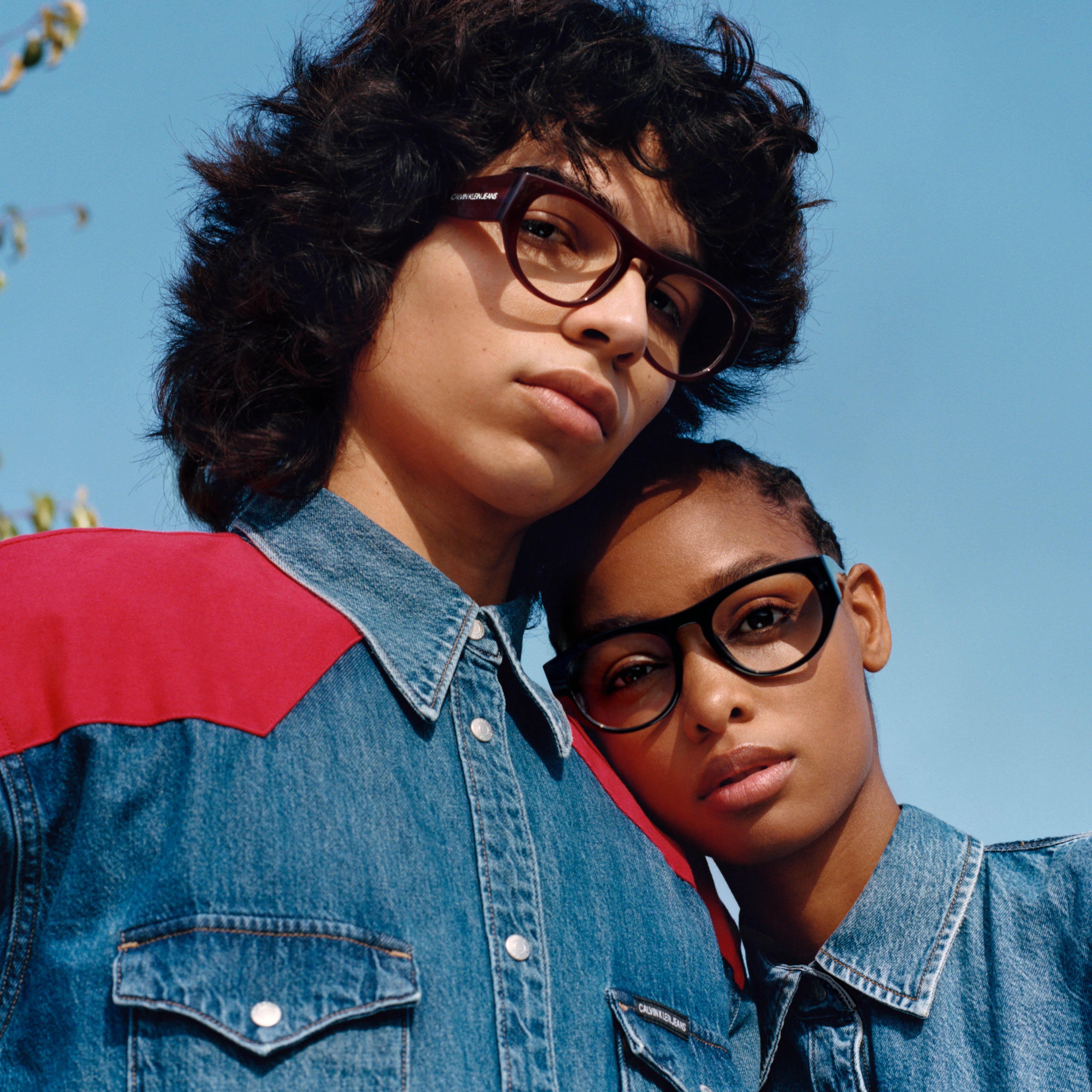 Calvin Klein Jeans Eyewear Ss19 Ad Campaign Style Ckj19510 Calvin Klein Jeans Calvin Klein Calvin