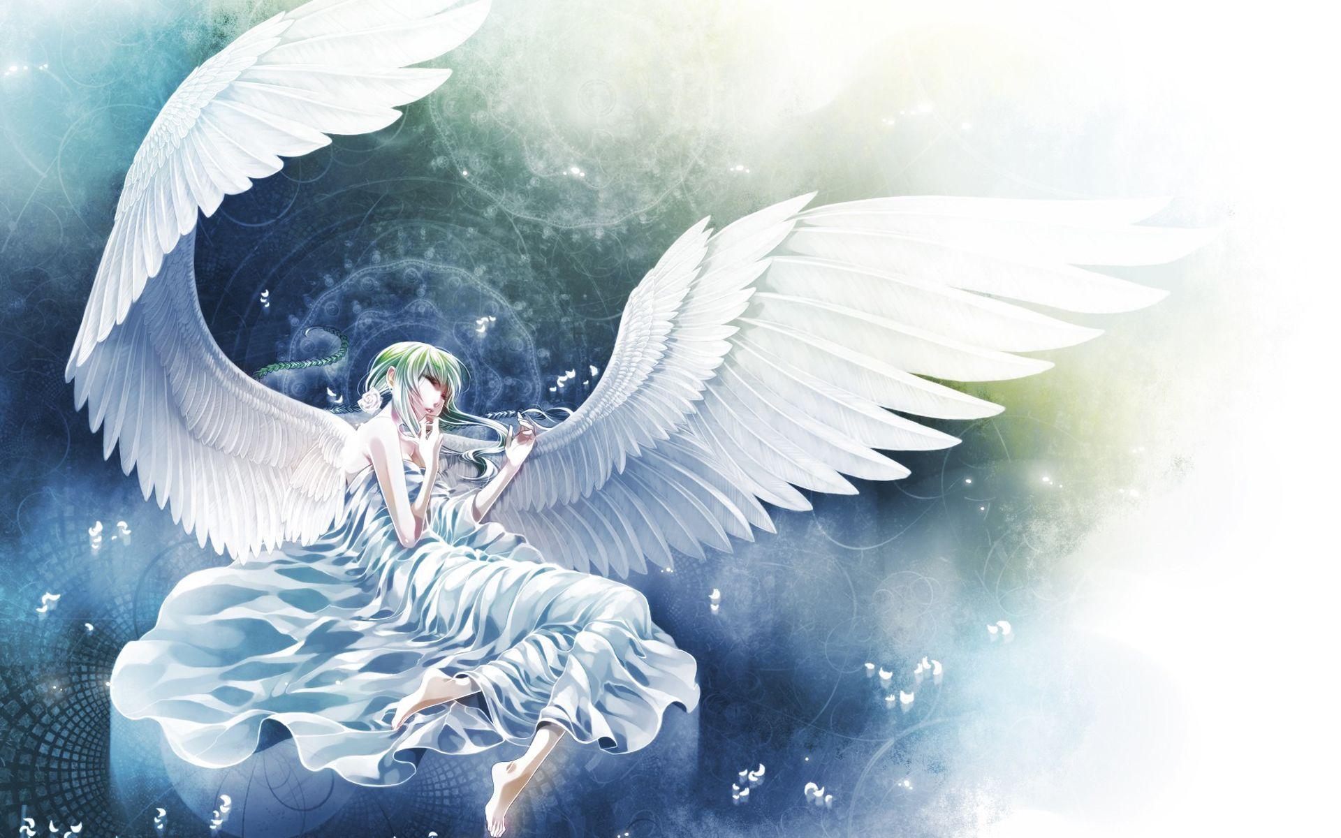 Anime Angel Wallpaper Best Wallpaper Hd Angel Wallpaper Anime Angel Girl Anime Angel