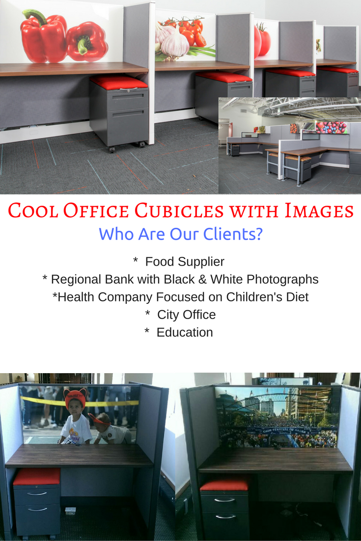 Cool Office Furniture Modern Office Cubicles Love The