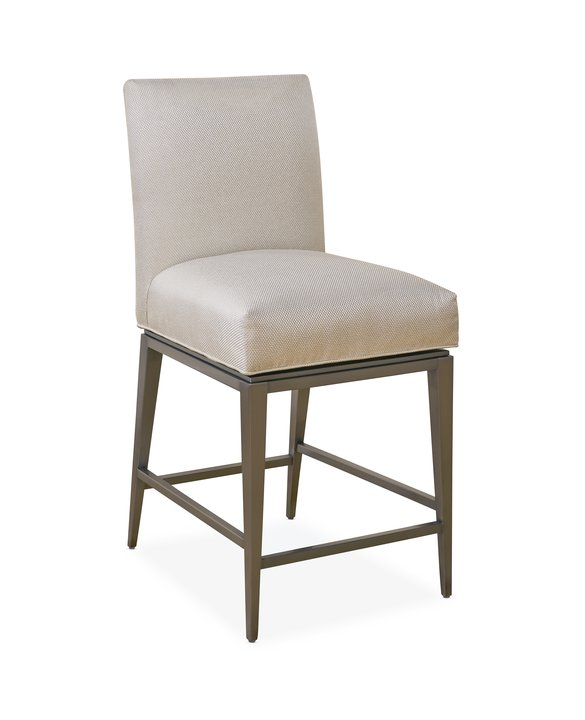Richfield Counter Height Dining Stool Antique Silver Designmaster Furniture Furniture Dining Stools Comfortable Dining Chairs