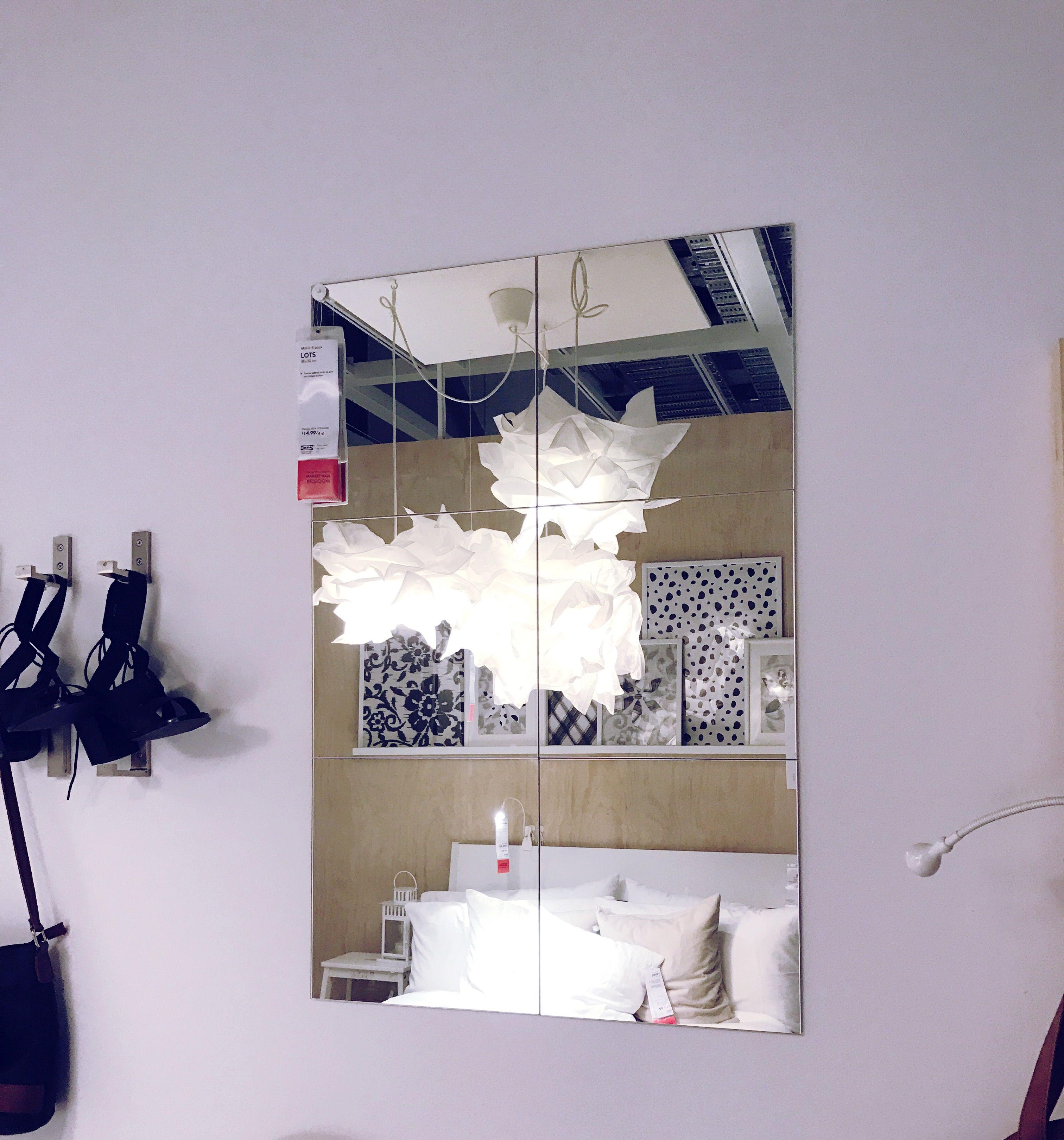 IKEA Lots mirror for Hallway 10  Ikea mirror, Hallway mirror