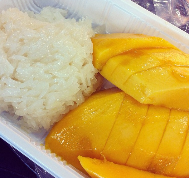 Best Thai Dessert Ever Mango And Sticky Rice