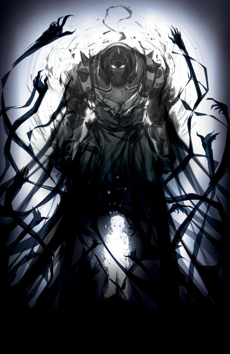 Fullmetal Alchemist Alphonse Elric Fullmetal alchemist