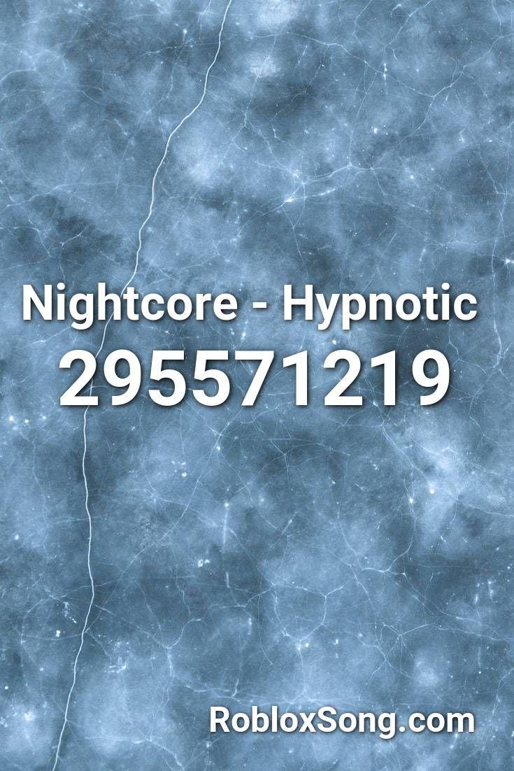 nightcore songs roblox id