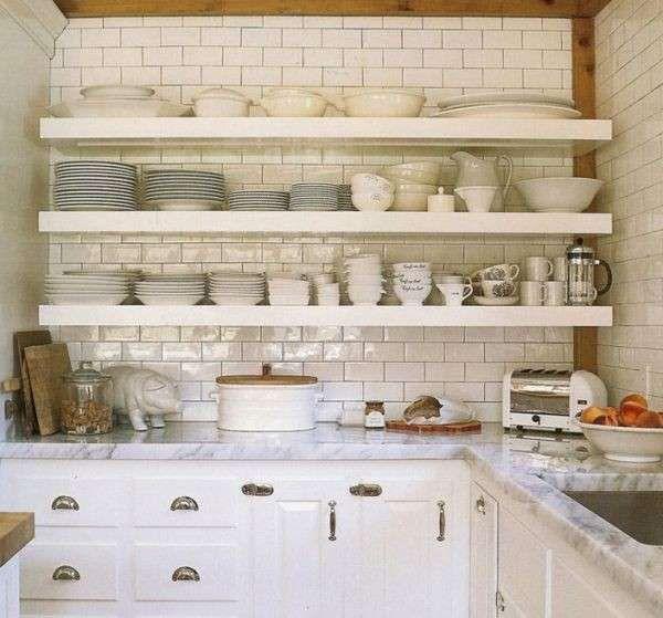 Rinnovare una cucina in legno | Home Sweet Home | Piastrelle ...