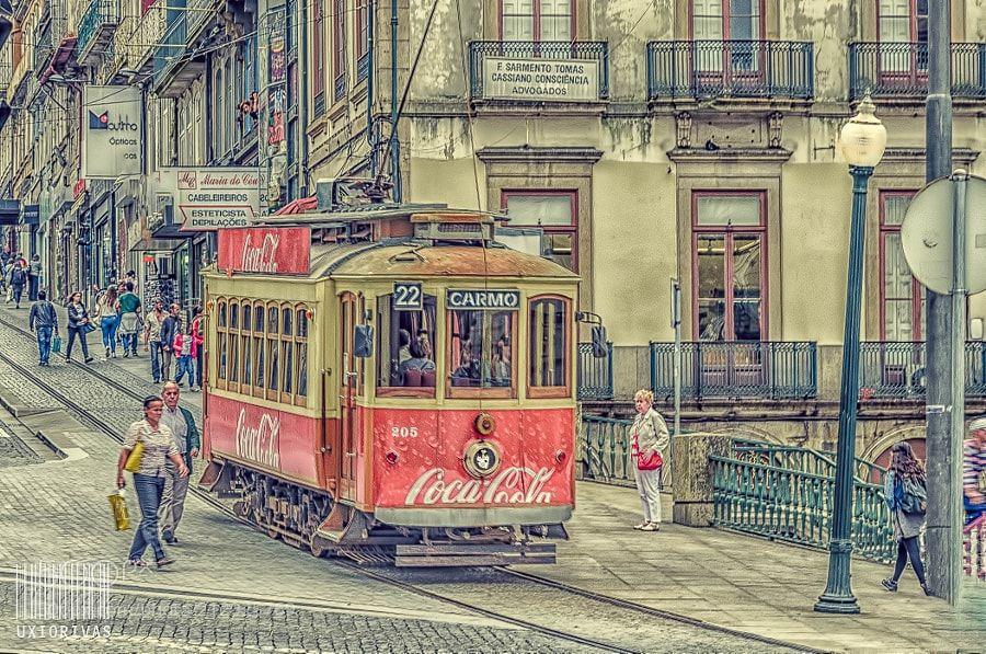 El tranvía - Salud ;)
