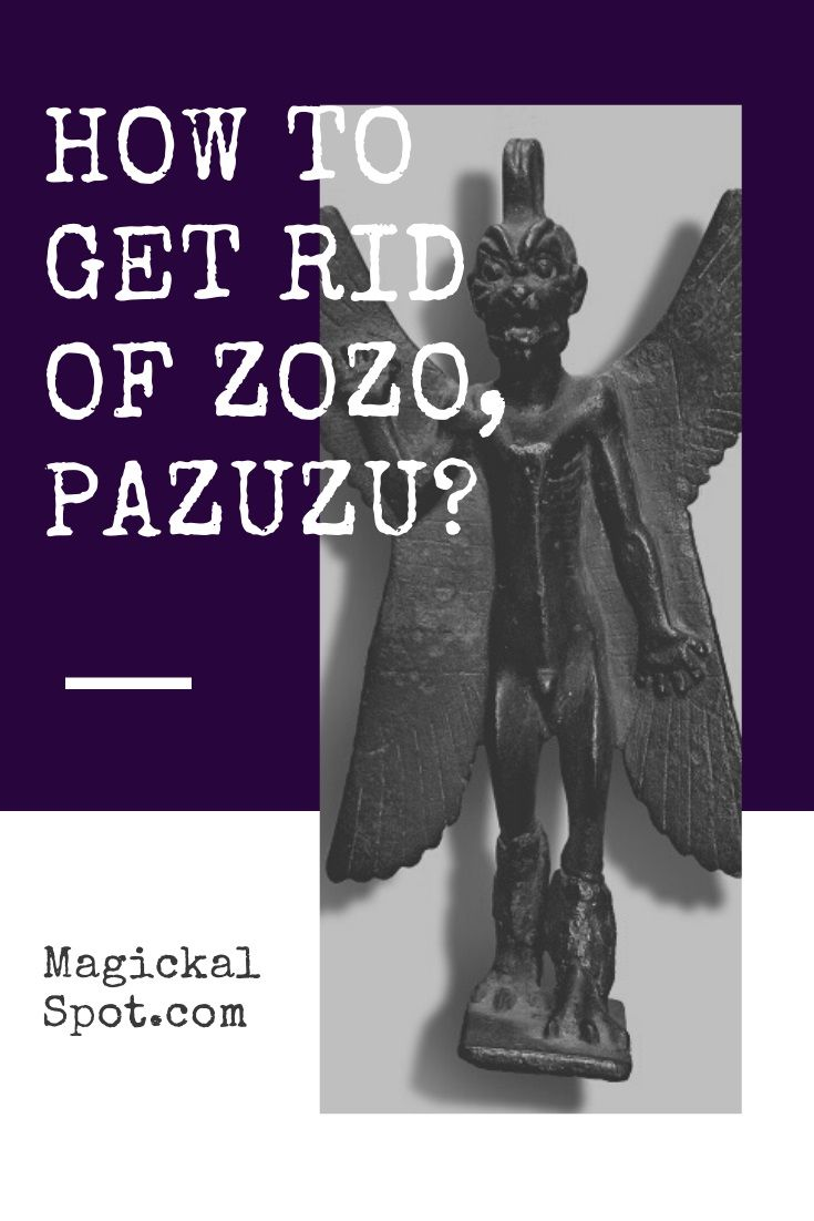 How to Get Rid of Zozo Pazuzu What Can You Do What happens if you carelessly play with the Ouija board problems Lets find out How to Get Rid of Zozo Pazuzu in case you su...